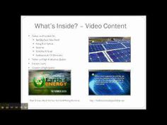 http://netzeroguide.com/earth4energy-review.html Earth4energy is a long standing home made energy tutorial. It's very well respected and continues to improve and a lot more impressive.