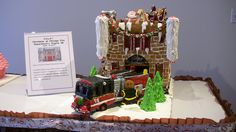 2011 - Gingerbread FIREhouse Contest