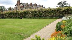 The gardens at Loseley Park http://www.podcastdove.com/