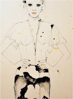 #illustrators #fashion
