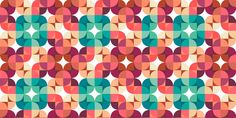 Colorblocks Flores Cherokee/Colorblocks Flowers Cherokee   #estampa #print #pattern #color #colorful #beautiful #cores #geometric