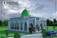 Mosque Architecture, Islamic Patterns, Beautiful Mosques, Minimalist Art, Art History, Taj Mahal, Around The Worlds, House Design, Building