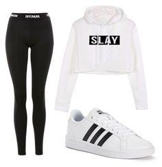 """Untitled #164"" by tia12502 on Polyvore featuring adidas and Topshop"
