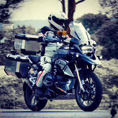 "@kupthai's photo: ""New r1200gs #kup_thai #kupthaithailand #bmw #r1200gs #gs #bmwmotorad #bike #bigbike #touring #gs #swmotech"""