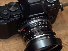 OLYMPUS OM-D E-M5 + Voigtlander NOKTON classic 35mm F1.4