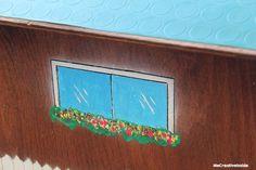 Cuccia finestra passo 3