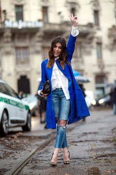The+Latest+Street+Style+Photos+From+Milan+Fashion+Week+via+@WhoWhatWearAU