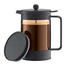 Bean Set French Press Cold Brew Ice Coffee Maker