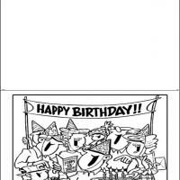 Birthday card httpwwwfreeprintablecomfreeprintablebirthday