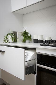 Red's Kitchen by Jess & Ayden | Week 1 Mill ParkThe Block Shop - Channel 9