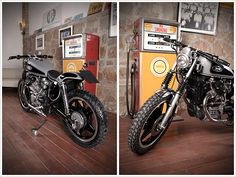 """When it comes to creative Italian bike builders, the guys atEmporio Elaborazioni Meccaniche always bring something original to the table. For their latest build, they decided against using a local bike like a Guzzi or a Ducati and chose the humble Honda CX500. """"We suggested this cheap bike to work with the customers request to have a cool but inexpensive custom"""" saysAndrea.Back in 1978 when Honda first released the Honda CX500, they used the advertising tag line """"First into the ..."""