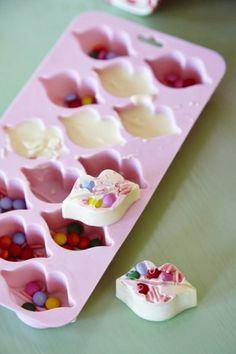 Silicone Lips Chocolate Mould