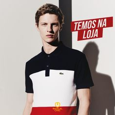 Camisa Lacoste nunca pode faltar no seu guarda-roupa. 😍 Adquira essa linda camisa na Radical. #SeuEstiloTeTraduz #Ipatinga #ModaMasculina #RadicalChic