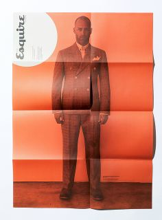Esquire zine – Manual For A Stylish Life