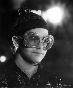 Elton John - 'Tommy', 1975. ☀