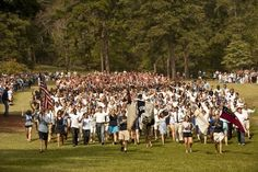 Mountain Day Weekend   Top 10 Berry College Traditions