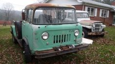1962 Jeep Willys 170 forward control
