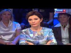 """""""Спец. кор."""" Елена Бондаренко тролит Олесю Яхно в эфире."""