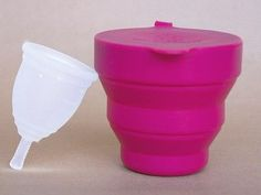 """Ruby Cup: """"Buy one, give one"""" menstrual cup on a social mission to help African schoolgirls (Video)"""