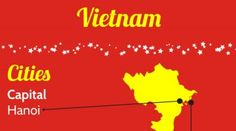 Facts About Vietnam Infographic