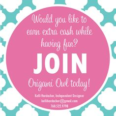 Join one of the fastest growing direct sales companies in the world with one of the best commission structures in the business!    Ask me how you can earn 30-50% commission off your sales and get lots of cool jewelry in the process! Enter 7248 at the link to join my team!