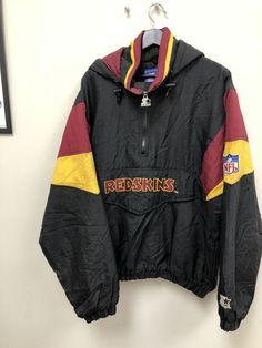 c57b440d41b829 Details about Vintage 1990s Reebok Washington Redskins NFL Football L S tee  t-shirt Mens XL