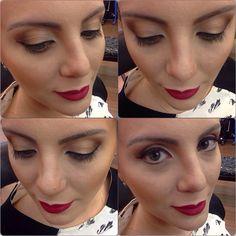 Make por Carol San Cristobal #make #beauty #beleza #circuspamplona