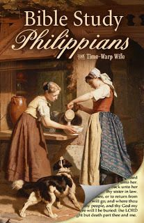Bible Study: The Book of Philippians by Darlene Schacht