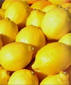 Top10: Diet Foods. Lemons. Increase your vitality, eliminate toxins, get rid of excess pounds and boost your glow with this bad boy.