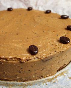CHEZ LUCIE: Kávový dort - narozeninový