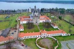 Kaunas Pazaislis Monastery, Lithuana.