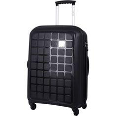 Tripp Holiday 4 4-Wheel Medium Suitcase Black- at Debenhams.com