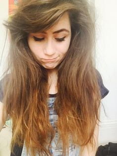 """Dodie Clark on Twitter: """"Two more days of all this hair until ..."""