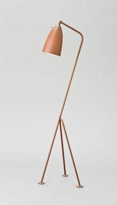 Grasshopper floor lamp designed by Greta Magnusson Grossman, 1952 - via Core77