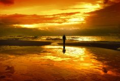 solitude (la nature du vide) Beautiful Scenery, My Happy Place, Solitude, Lonely, Wander, Serenity, Sunshine, Sunset, Landscape