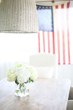 Easy Patio Decor for the Fourth of July