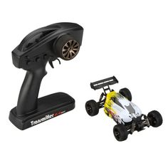 Electric powered off-road truggy #CarToys with transmitter. You shouldn't miss it. http://www.tomtop.cc/7RRry2