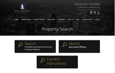 CPD Upgrade commercial property search facility for new the Next Property Commercial website, www.nextpropertycommercial.co.uk using our new plugin.