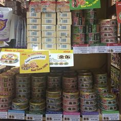 Aixia Cat Canned Food is now available in many quality pet stores!! Check out our Notes Section in FB to find where you can buy them! #aixia #reinbiotech #cats #catsg #singaporecats #sgcats