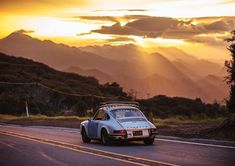 For the Love of All Things German and Air Cooled - PORSCHE