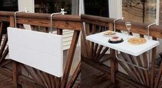 21 Cool Space-Saving Accessories For Your Balcony | DigsDigs