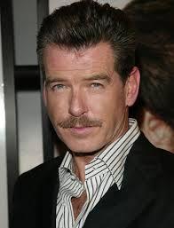 25 Hot Mustache Men of Hollywood Mustache Men, Mustache Styles, Pierce Brosnan, Johnny Depp, Sexy Men, Pop Culture, Hot Guys, Handsome, Hollywood