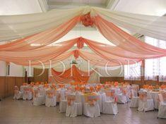 Esküvői mennyezet