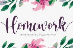 Daily Gifts – Free Fonts, Crafts & Graphics - Creative Fabrica All Fonts, Handwritten Fonts, Script Fonts, Premium Fonts, Glyphs, Linux, Timeless Fashion, Homework, Falling In Love