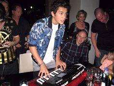 austin mahone 2014 | Austin Mahone Celebrates His 18th Birthday in Miami | Austin Mahone