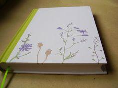 "Notizbuch ""Flora & Fauna"" von Alinea auf DaWanda.com"