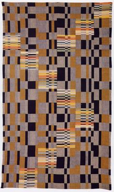 Textile design produced in the 1930s. (Unknown).