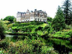 Ballynahinch Castle Hotel, Recess, Ireland  2012 / by Marny Perry