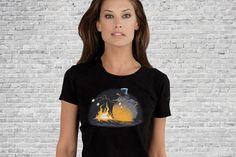 Sacrifice - Gals T-shirt