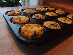 WESTBERG: Ægmuffins - til morgenmad